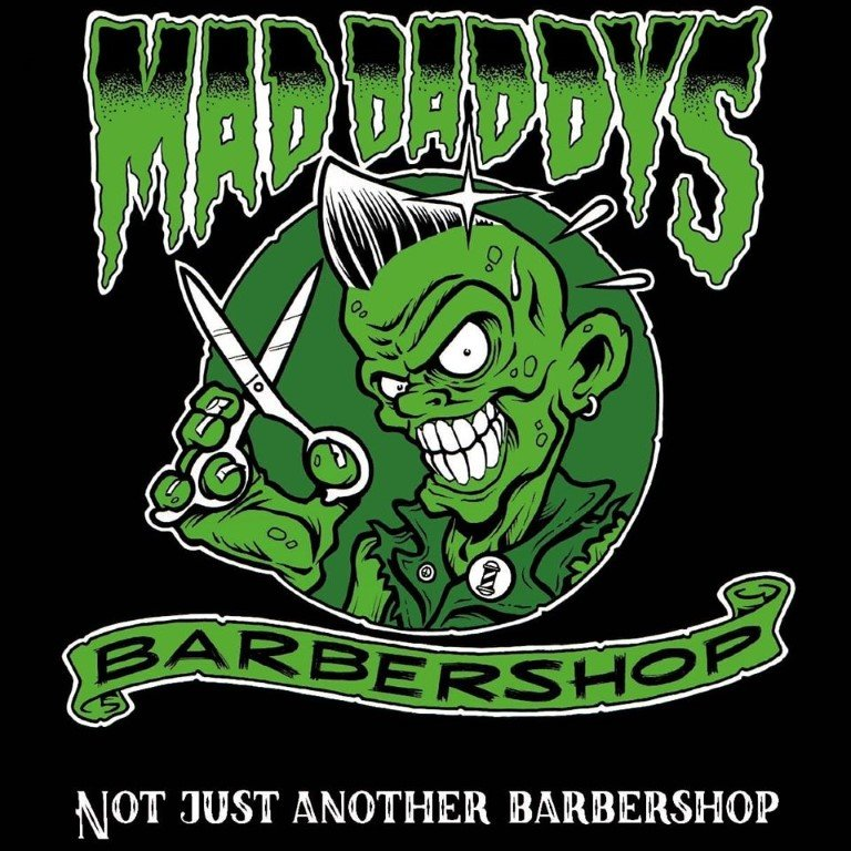 Mad Daddy's Barbier Haarlam