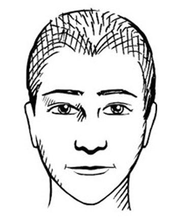 Bril voor hartvormig gezichtstype