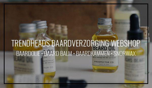 Trendheads baardverzorging