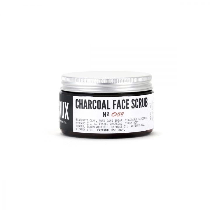 Crux Supply Co. houtskool scrub