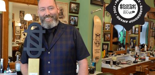 Barber Society barbier awards 2017