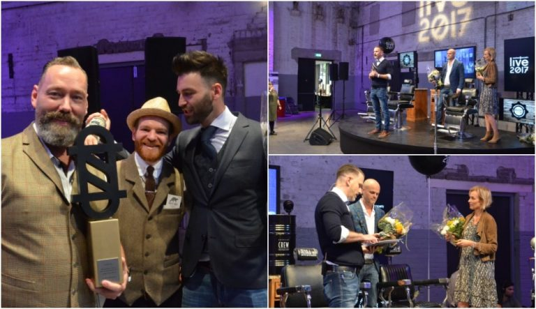 Barber Society barbier awards 2017