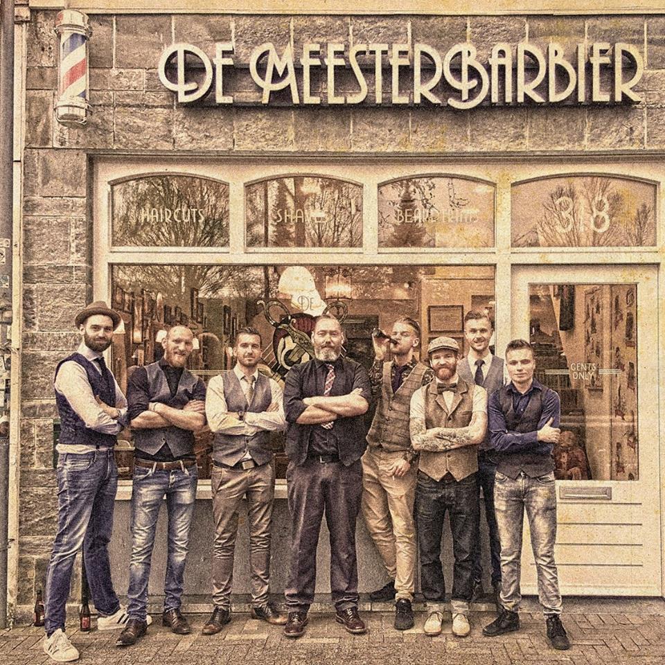 De Meesterbarbier Tilburg