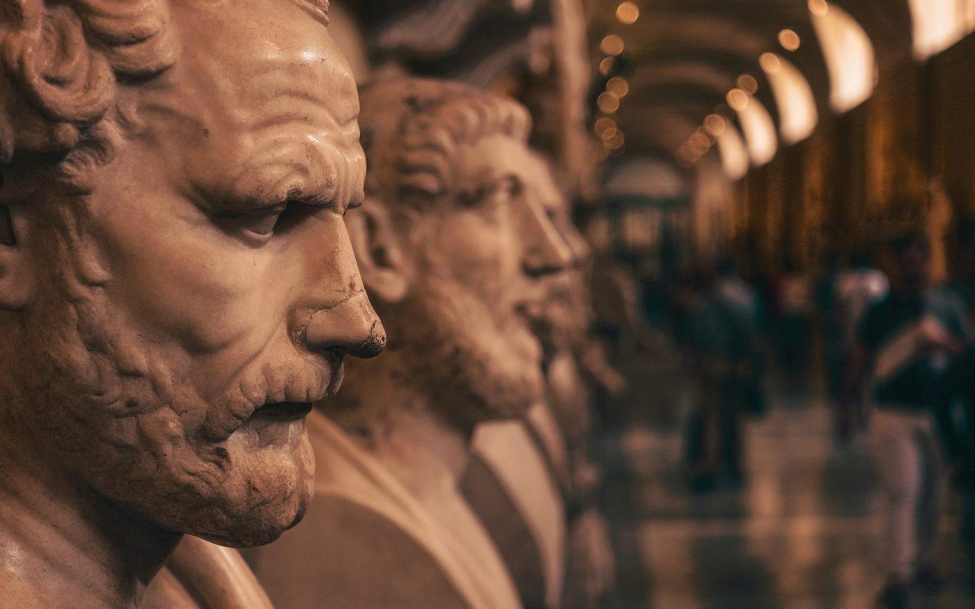 De geschiedenis van de baard