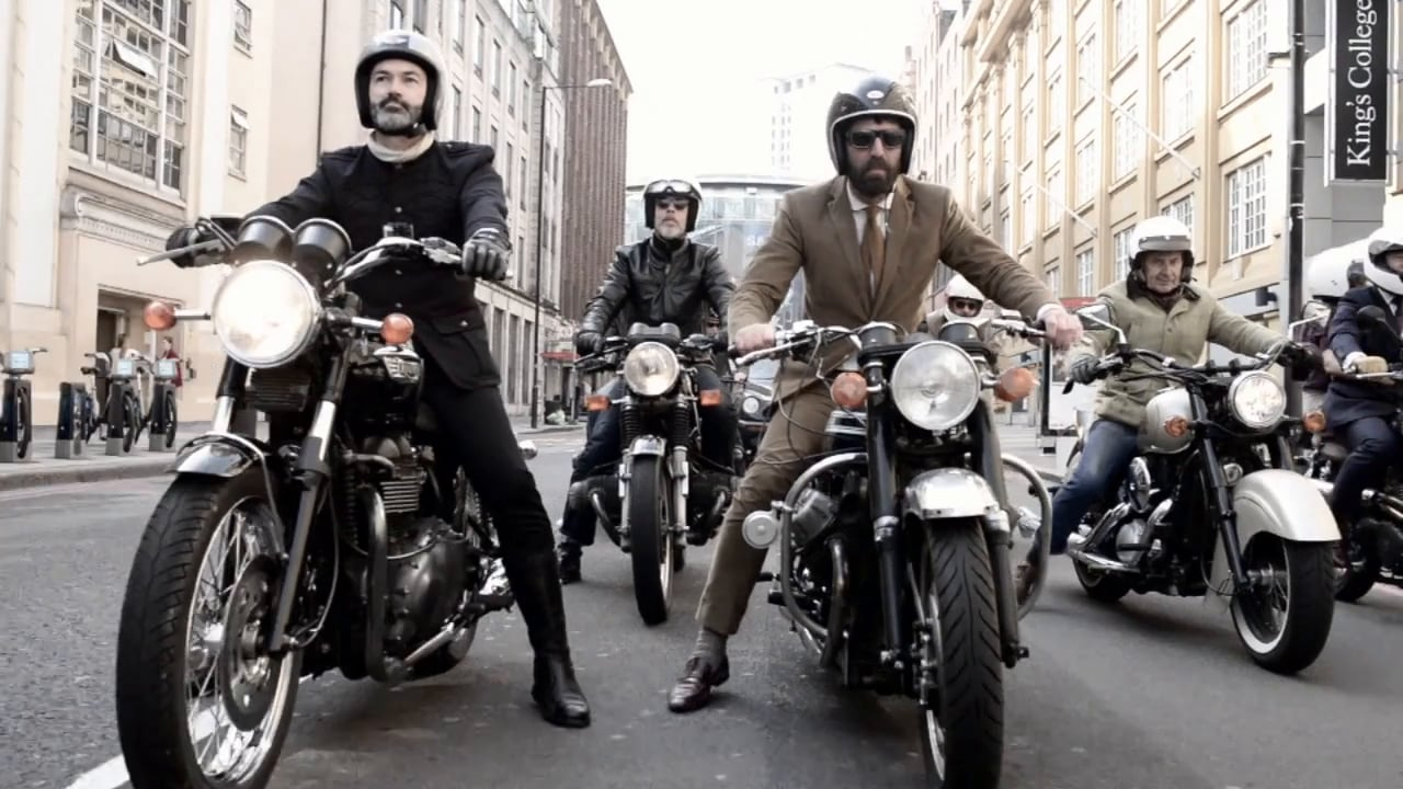 Movember Distinguished Gentleman's Ride