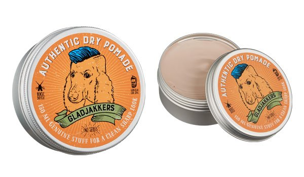 Gladjakkers Authentic Dry pomade 1960